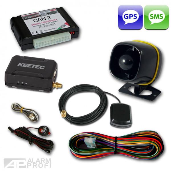 GPS Ortung und Alarmanlage