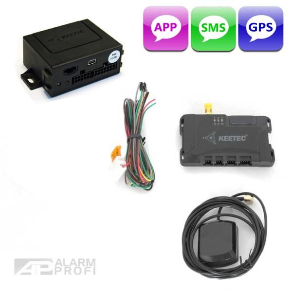 GPS Pager mit stillen Alarm