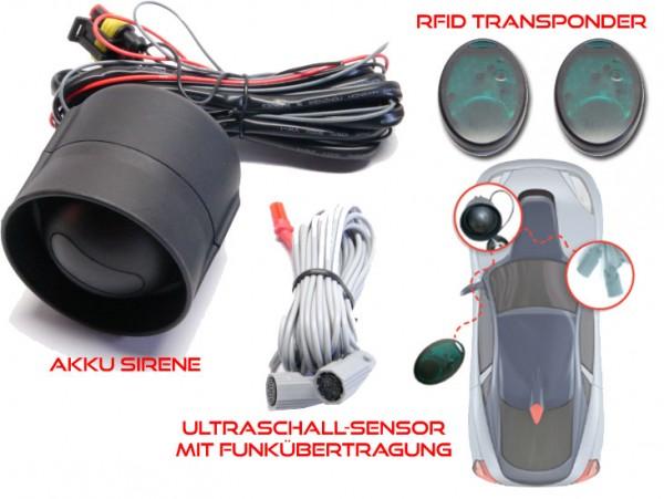 Transponder Alarmanlage DIY