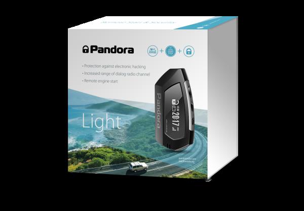 Pandora Light+ Alarmanlage