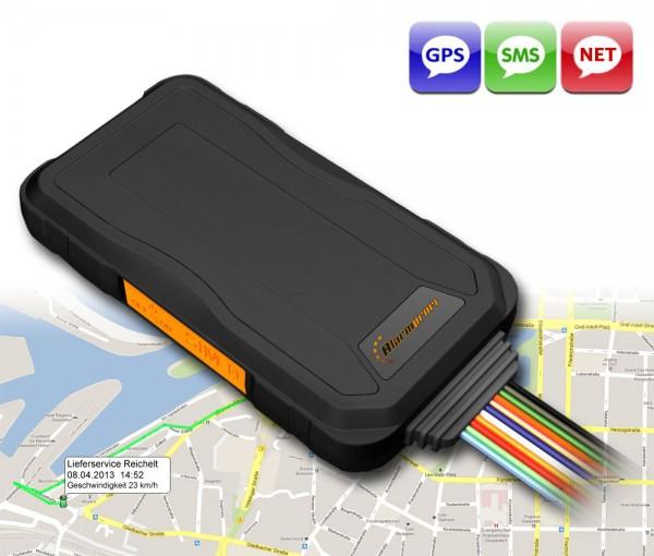 GPS Tracker Fahrzeugortung