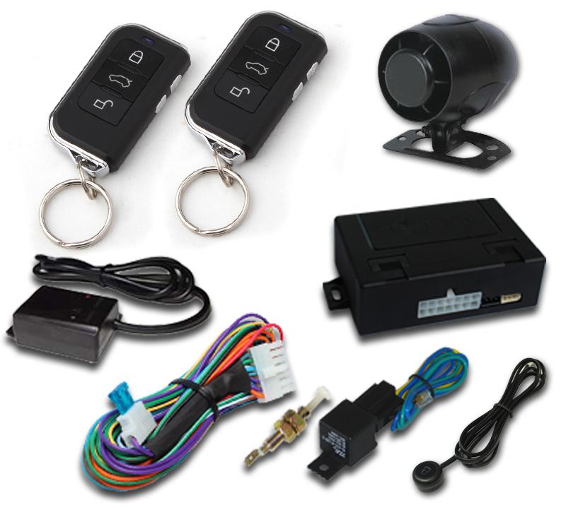 auto alarmanlagen f r pkw mit fernbedienung zum einbau alarmprofi onlineshop. Black Bedroom Furniture Sets. Home Design Ideas