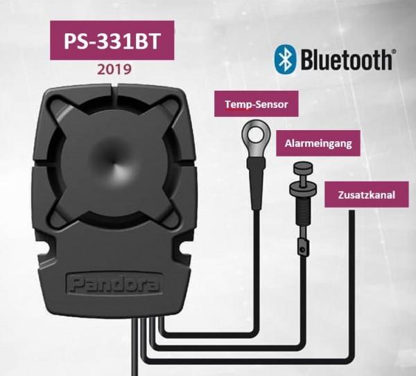 PS-331BT Bluetooth Funksirene