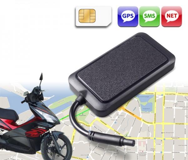 GPS Ortung für Motrorrad