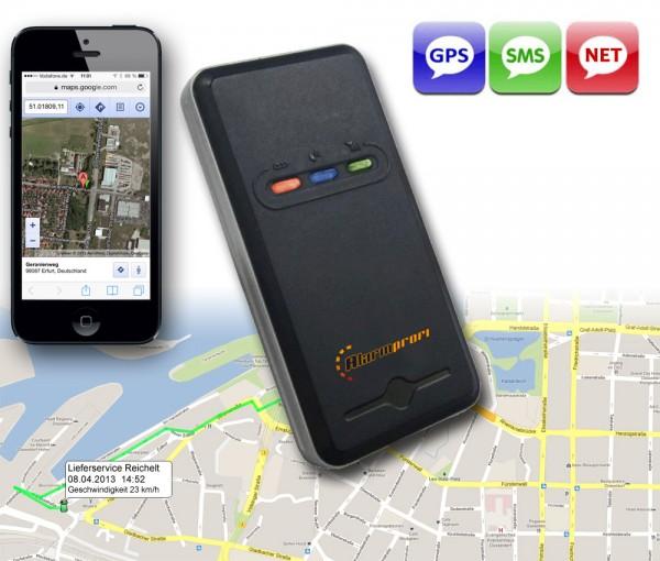 GPS Ortung ohne Grundgebühr