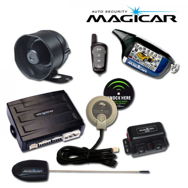 Magicar M2S Pager Alarmanlage